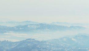 Ciociaria, neve ovunque e mezzi spargisale in azione: le zone con problemi di viabilità