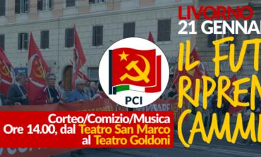 Il PCI di Cori a Livorno per il 96° anniversario della fondazione del Partito Comunista Italiano