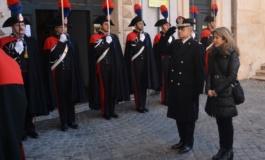 Roma, ricordato il Carabiniere Andrea Moneta, morto nell'eccidio del pilastro a Bologna nel 1991