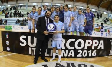 S.S. Lazio Calcio a 5, Supercoppa femminile: c'è il reclamo della Lazio