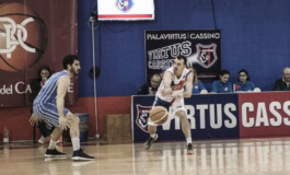 Basket, il report del match BPC Virtus Cassino - Zannella Basket Cefalù