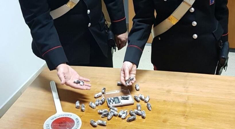 Roma, operazione antidroga dei Carabinieri: 30 pusher arrestati in 3 giorni