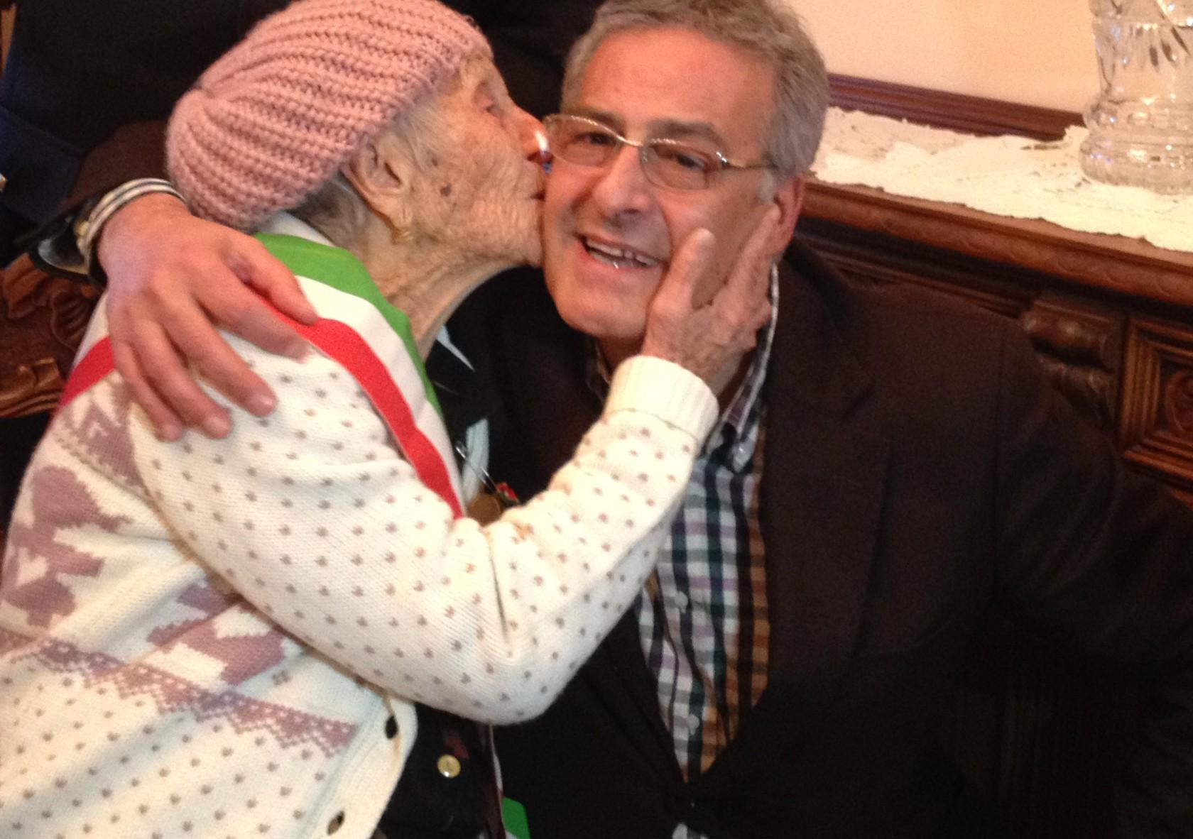 """Sora, """"nonna"""" Palma Valentini compie 105 anni! Gli auguri di amministrazione e cittadinanza"""