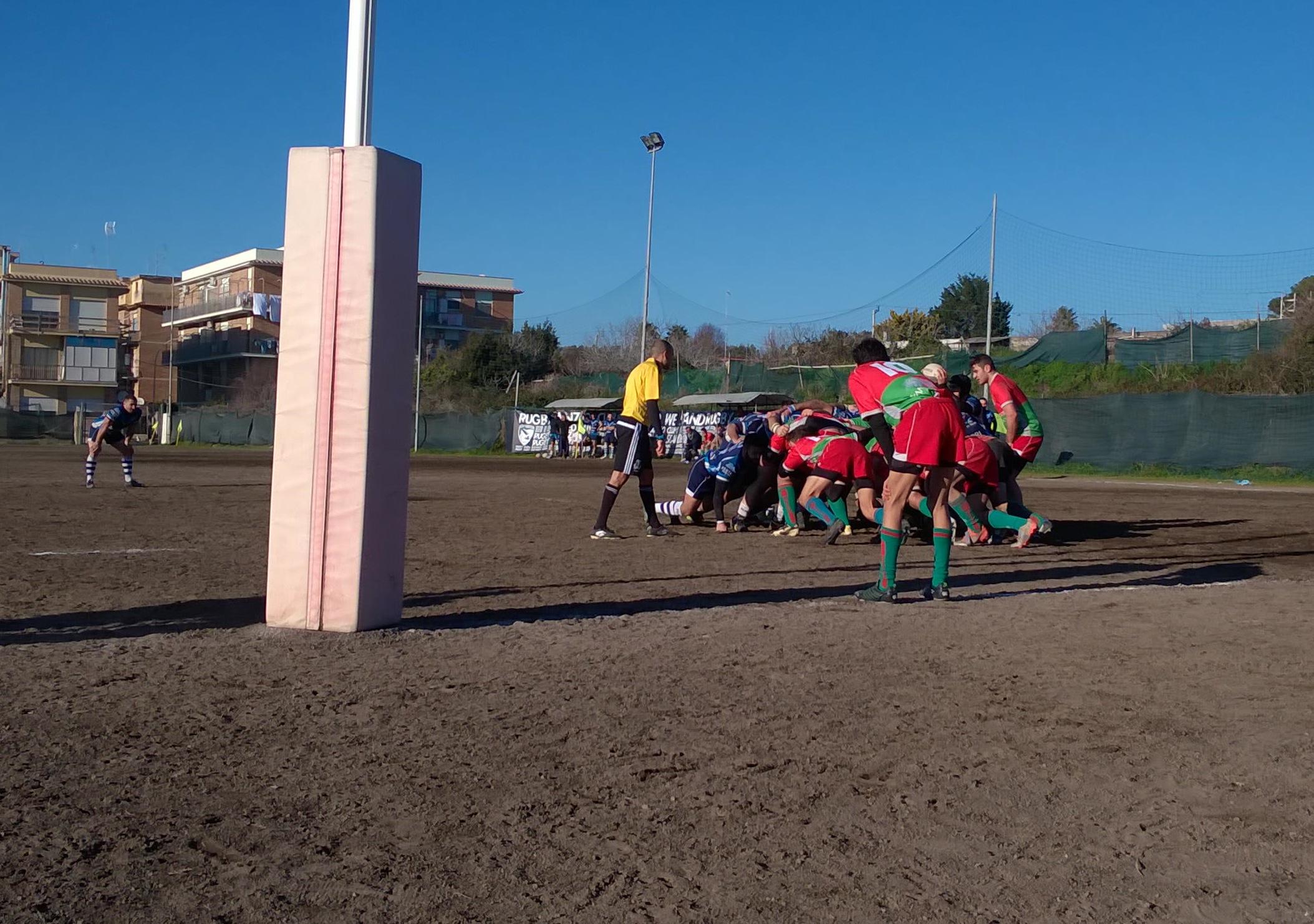 Colleferro, la squadra di casa affronta il Rugby Anzio Club