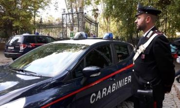 Frosinone, 44enne arrestato dai Carabinieri per detenzione ai fini di spaccio di sostanza stupefacente