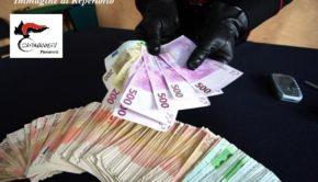 Romanina, usano soldi falsi per acquistare uno smartphone e un orologio: arrestati per truffa