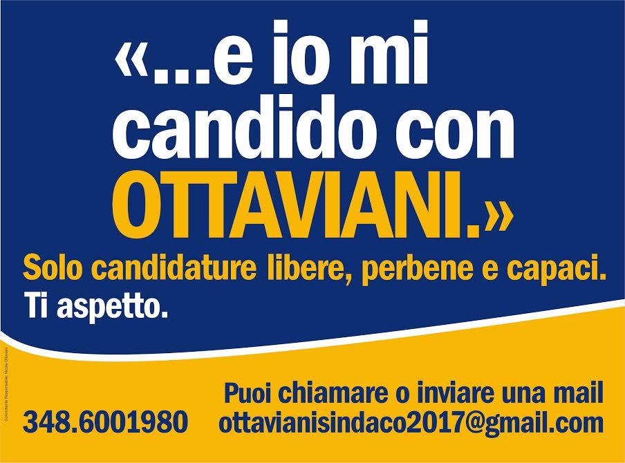 Frosinone, candidature libere per la campagna del Sindaco Ottaviani