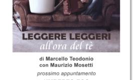 Colleferro, Leggere leggeri all'ora del tè: Umberto Eco. Appuntamento il 5 marzo