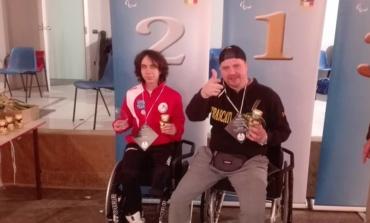 Frascati. Miele vince tra i paralimpici a Busto, Garozzo secondo a squadre in Cdm