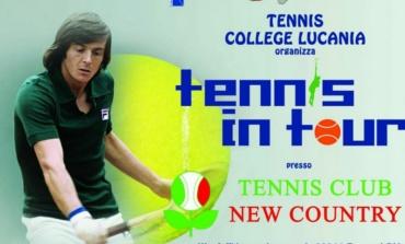 Frascati, Tc New Country Club: il 18 marzo Panatta farà lezione ai ragazzi del circolo e non solo