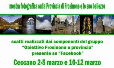 Castello dei Conti De Ceccano, in mostra 200 foto con le bellezze della Ciociaria