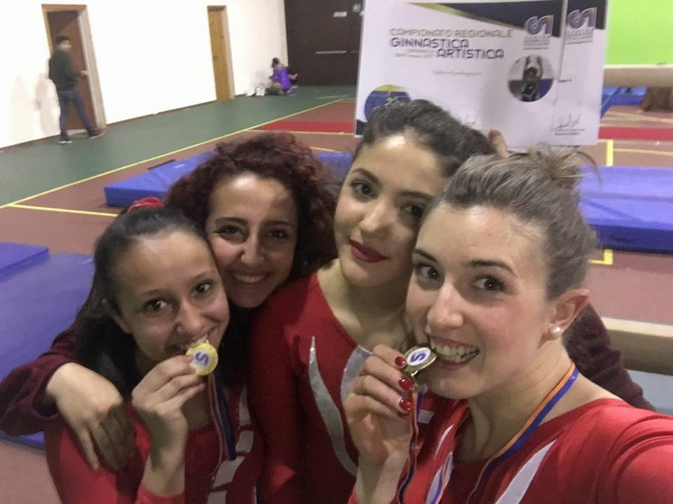 Campionati Regionali Lazio, pieno di medaglie per l'ASD Castel Madama