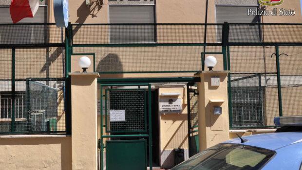 Torre angela usava caff per mascherare l 39 odore di marijuana - Commissariato porta maggiore ...