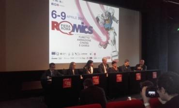 Romics 2017 alla Fiera di Roma: ad aprile la nuova edizione
