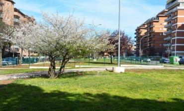 Pomezia, inaugurato il nuovo giardino di Via Catullo. Nuove aree giochi per bambini e per lo sgambamento dei cani