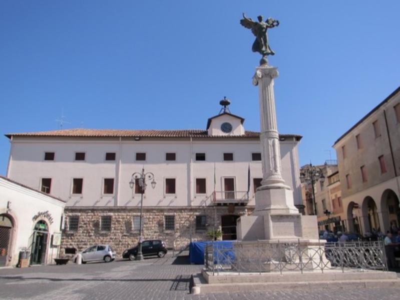 Ferentino don Giuseppe Morosini