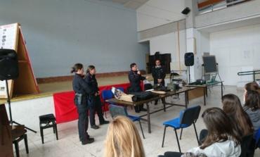 Cassino, proseguono gli incontri dei Carabinieri con gli studenti delle scuole secondarie