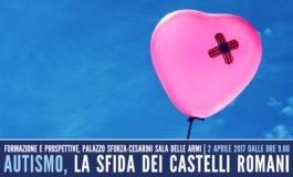 """""""Autismo, la sfida dei Castelli Romani"""": domenica 2 aprile a Genzano l'evento informativo"""