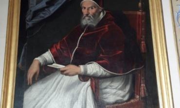 Frascati, Papa Gregorio XIII: il ritratto arriva in Giappone
