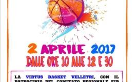Velletri, Raduno Rosa il 2 per il Pink Day del basket con la Virtus
