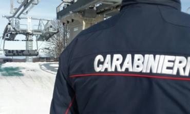 Subiaco-Monte Livata: il bilancio dei Carabinieri al termine della stagione sciistica