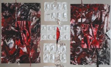 Frosinone, Blister: la mostra di Francesco Martelli allo Spazio Comel Arte Contemporanea