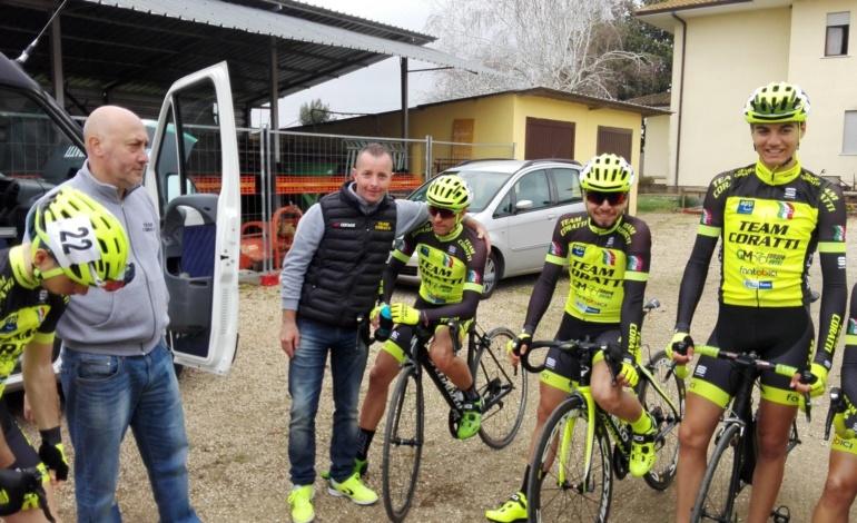 Trofeo Carano Garibaldi: il Team Coratti anima la manifestazione
