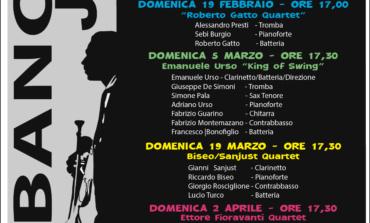 Albano Jazz: il 19 marzo Biseo e Sanjust si esibiscono con il loro quartetto