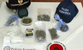 """Cassino, """"supermercato della droga"""": arrestato 26enne dalla Polizia"""