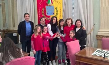 Frascati, scacchi: la squadra femminile si qualifica alla finale del campionato italiano