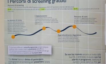 Il Comitato Salviamo l'ospedale di Anagni aderisce alla settimana nazionale della prevenzione oncologica
