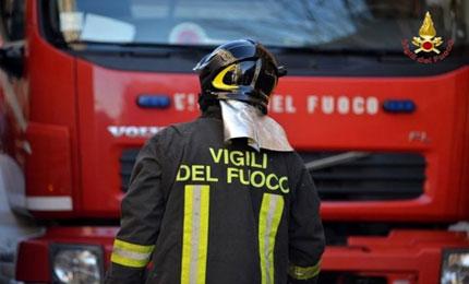 A12 Roma-Tarquinia incendio Cerveteri Santa Severa