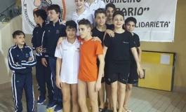"""3T Frascati Sporting Village, quattro medaglie al trofeo nazionale """"Lerario"""""""