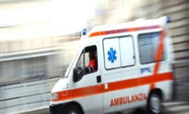 Anagni, incidente in mattinata: due feriti