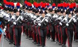 Concorso Carabinieri per 1598 allievi: i dettagli
