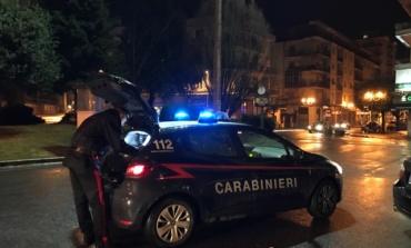 Ceprano, aggredisce i genitori e si scaglia contro i Carabinieri giunti sul posto