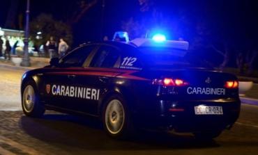 Pontecorvo, scoperta dai Carabinieri un'immensa discarica