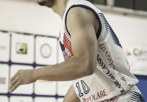 Basket, Playoff 2017: Virtus Cassino Vs Allianz San Severo