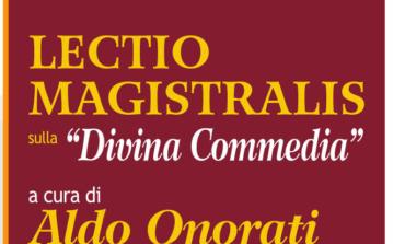 Albano Laziale, 26 aprile ultimo appuntamento con la serie di Lectio Magistralis di Aldo Onorati sulla Divina Commedia