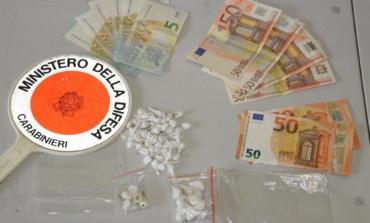 Veroli, pusher 29enne di Frosinone arrestato a Castelmassimo