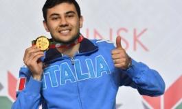 Frascati Scherma: D'Armiento sul tetto d'Europa Under 23, Bianchi e Rosatelli oro a squadre