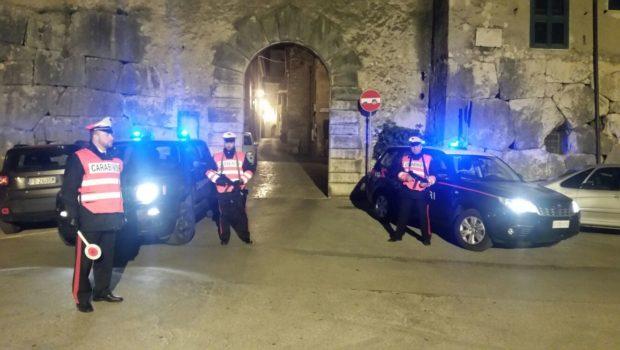 Alatri, furto in abitazione ed evasione: arrestato 28enne