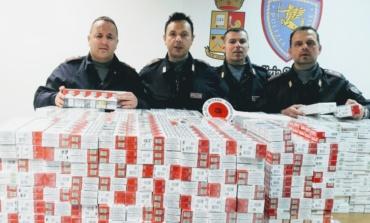 Frosinone, Cassino: Polizia di Stato arresta 4 Persone per Contrabbando