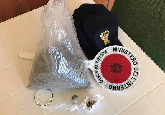 Cassino, lotta allo spaccio di stupefacenti: 4 arresti della Polizia di Stato