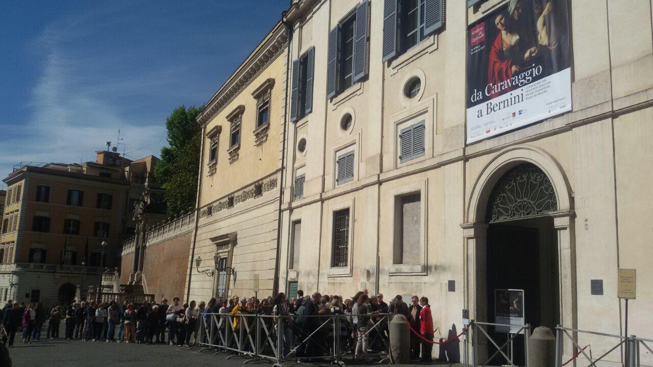 mostra raffaello roma scuderie quirinale marzo 2020