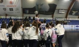 S.S Lazio c5, la Juniores femminile è (di nuovo) campione regionale: 8-1 all'FB5