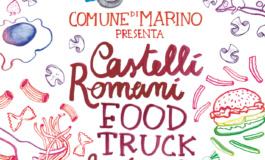 Castelli Romani food truck festival al via a Marino