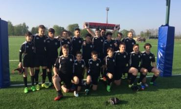 Ldm Colleferro Rugby, la serie B stende l'Amatori Messina. U14 bene al Super Challenge di Treviso