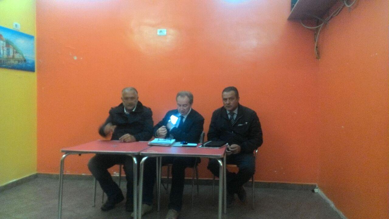 Colleferro, Cacciotti, Moffa e Girardi presentano la proposta alternativa legata agli impianti sportivi