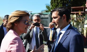Pomezia, incontro tra il Sindaco Fucci e il Ministro della Salute Lorenzin: il punto della situazione sull'incendio alla EcoX